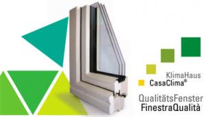 Certificazione finestra qualit casaclima valentini for Finestra qualita casaclima