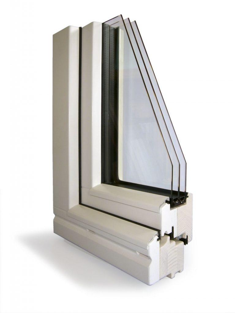Finestre in legno valentini serramenti srl - Doppia finestra per isolamento acustico ...